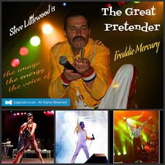 Collage great pretender