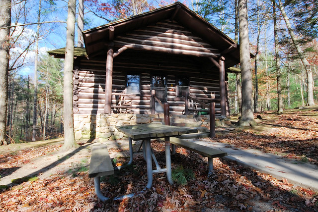 _Douthat Cabin 8 Is A Cozy 2 Bedroom Cabin_
