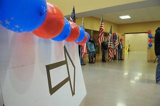 Veterans Home on Veterans Day