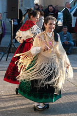A local dance called El Charro