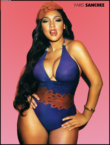 YARIS SANCHEZ BLACKMEN LATINA 40 ON 40 MAGAZINE PICTURES . @Yaris_Sanchez   in the latest issue of blackmen latina