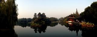 West Lake 西湖 - Yue Lake 岳湖