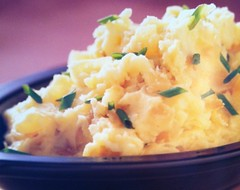 French Onion Mashed Potatoes