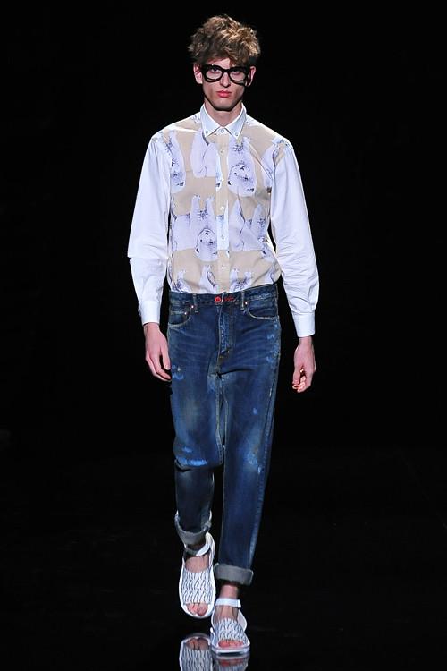 Stefan Lankreijer3050_SS13 Tokyo CUNE(Fashion Press)