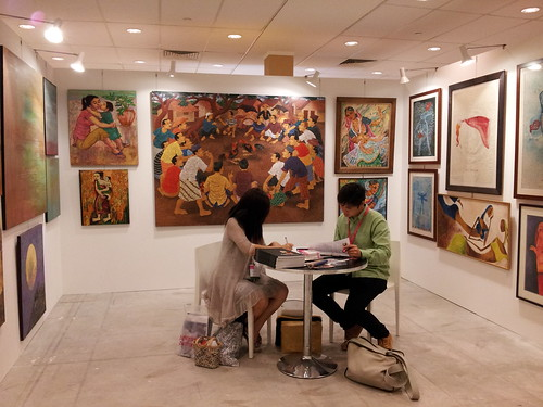 Affordable Art Fair Singapore 2012