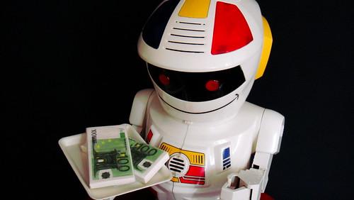 """Emilio Robot """"Bandai 1994"""""""