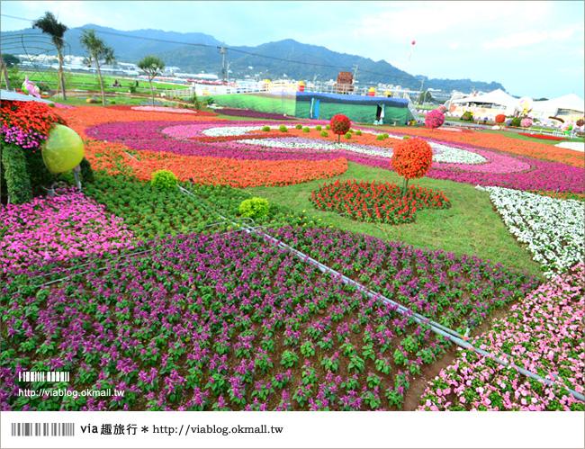 【新社花海2012】2012新社花海節活動介紹及交通資訊8-4