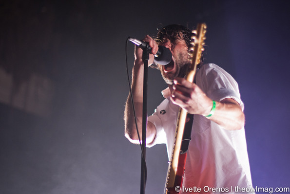 Japandroids @ The Music Box, LA 11/8/12