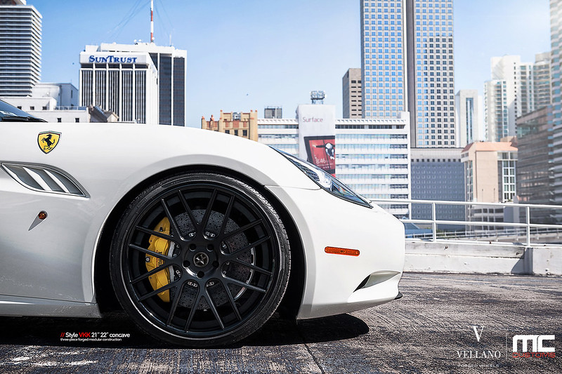 Ferrari california / Vellano vkk concave