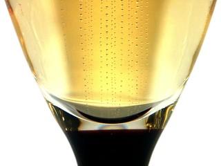 Copa de champán.