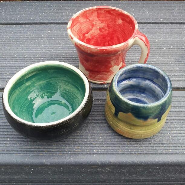 Pottery stuff