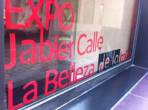La Belleza de lo Imperfecto de JabierCalle en el Cafe de Santiago, Casco Viejo Bilbao by LaVisitaComunicacion