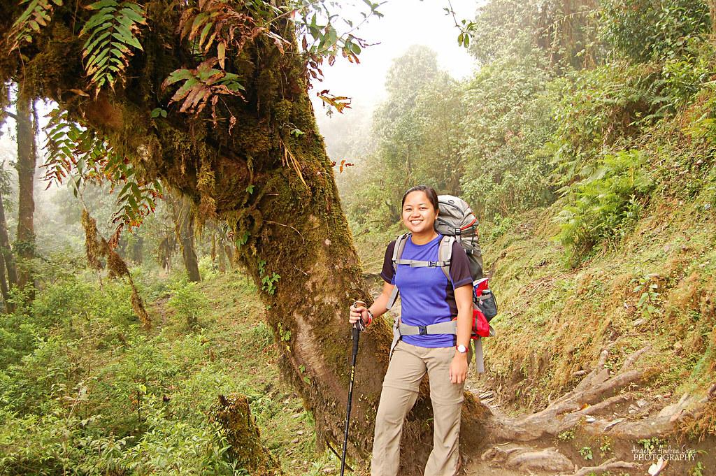 Tolka, Annapurna Sanctuary Trek, Nepal