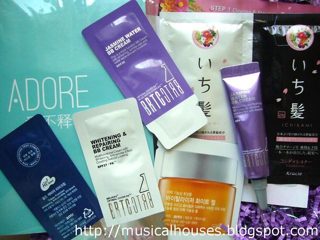 vanity trove november skincare samples