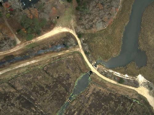 Tidmarsh Farm kite map