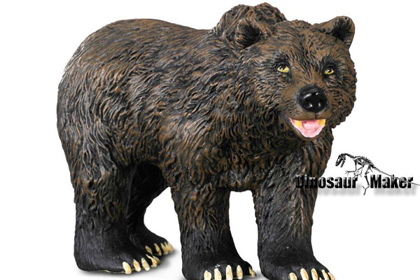 We create Life Size Animatronic Grizzly