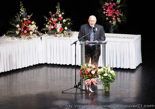 Amanda Todd Memorial Service at the Red Robinson Theatre in Coquitlam, BC Canada on Nov 18, 2012