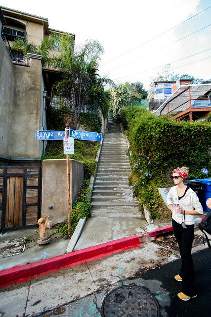 la stairs