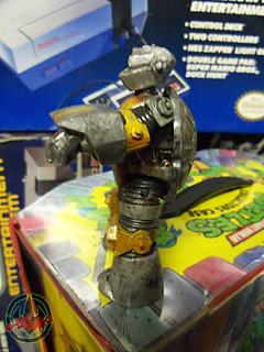 Nickelodeon  TEENAGE MUTANT NINJA TURTLES :: METALHEAD { tOkKUSTOM JUNKYARD Rust WASH } viii (( 2012 ))