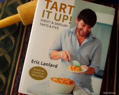 Tart It Up! Cookbook by Eric Lanlard