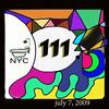 Poster 111 VLT NYC