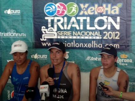 Triatlon Xel-Ha 2012