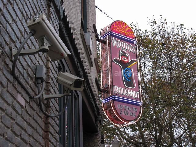 Portland/Voodoo Doughnuts