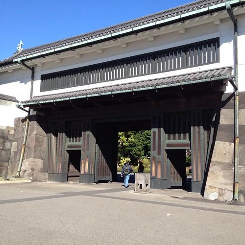 皇居東御苑 大手門 by haruhiko_iyota