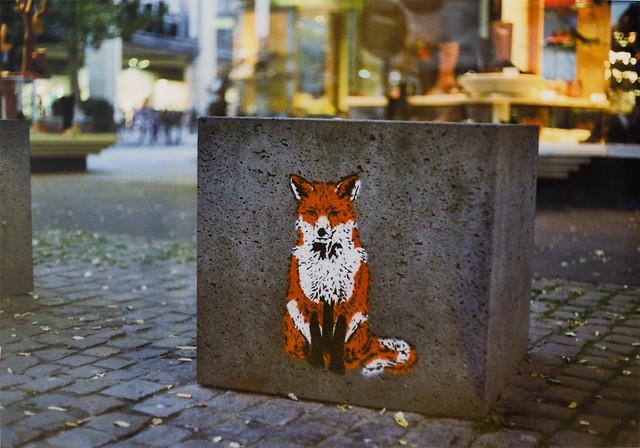 Streetart in Trier