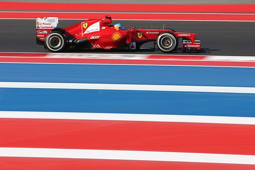 Fernando Alonso, 2012 Scuderia Ferrari F2012