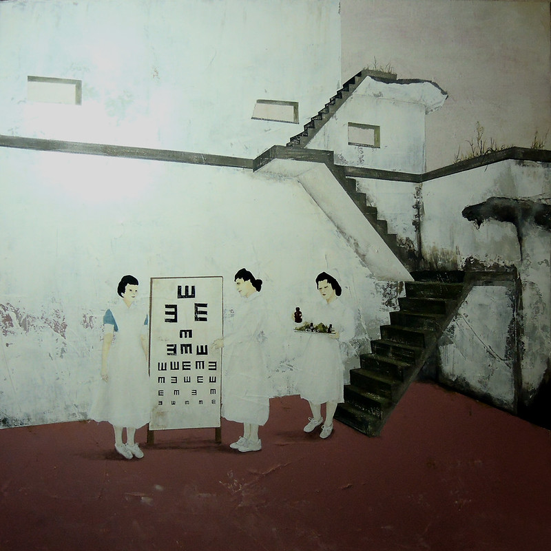 社會新秩序-視力表檢測