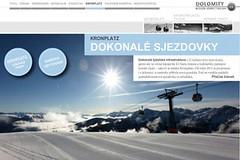 Nový on-line magazín Dolomity