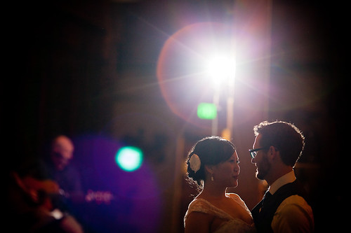 First dance (to Rainbow Connection)