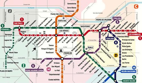 Metrô Santiago