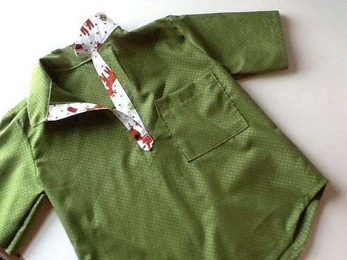 Prepster Pullover , Blank Slate Pattern