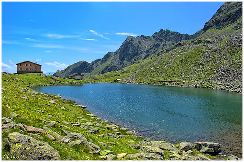 Terento (Terenten) - Rifugio Lago di Pausa - Tiefrastenhutte (2312m) by cicrico