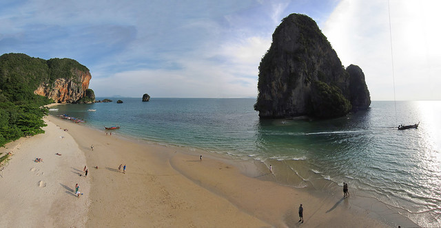 Phranang beach à Railay
