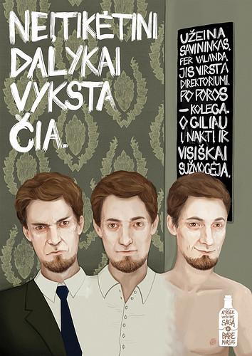 """poster for """"Marsas"""""""