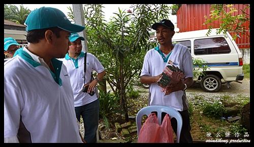 Gotong-Royong : Sentuhan Kasih Deepavali with Petronas @ Kampung Wellington, Manjung, Perak