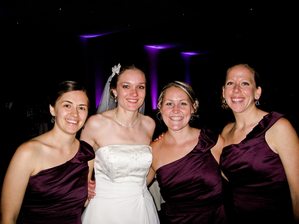 Sara, Kate, Kasie & Shanna