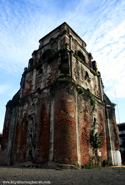 Sinking Bell Tower of Laoag