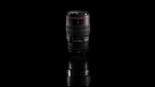 Canon 100mm f/2.8 L IS Macro