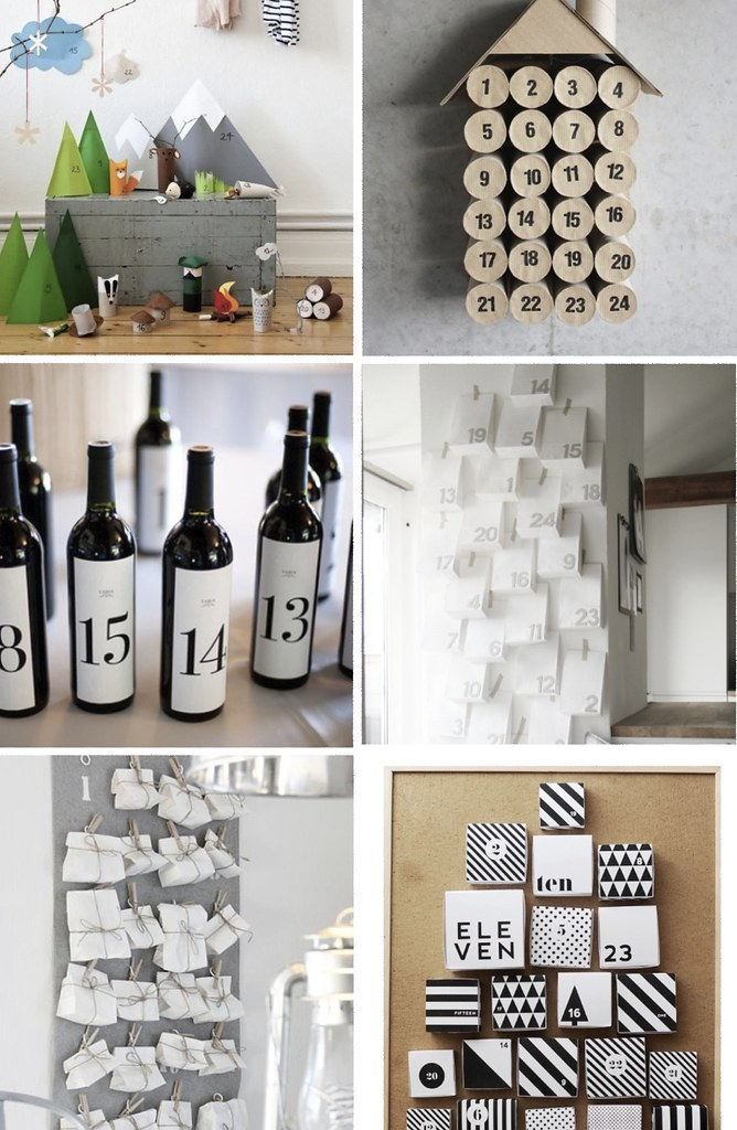Ideas For Advent Calendar Gifts : A few things from my life advent calendar ideas