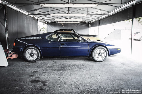 BMW M1 by Marcel Lech