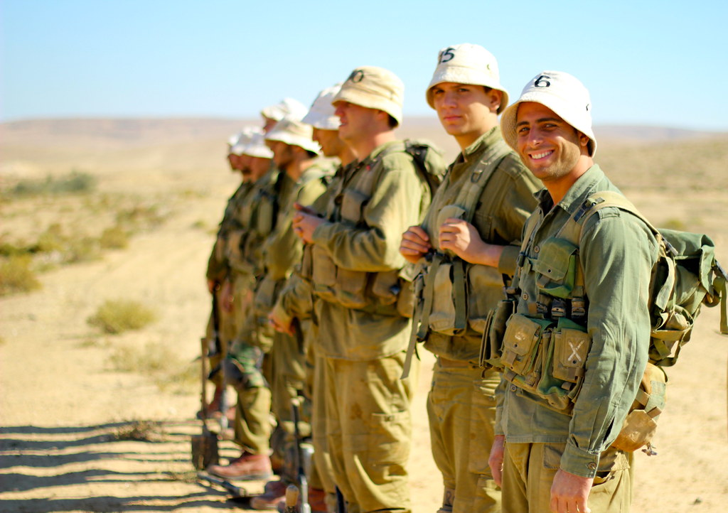 Fuerzas de Defensa de Israel ( צְבָא הַהֲגָנָה לְיִשְׂרָאֵל, Tsva Hahagana LeYisrael) - Página 3 8228573313_a1f6ae57b0_b