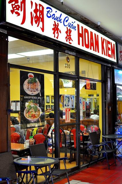 Hoan Kiem - Chinatown - Los Angeles