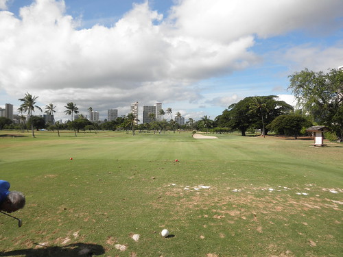 Ala Wai Golf Course 074