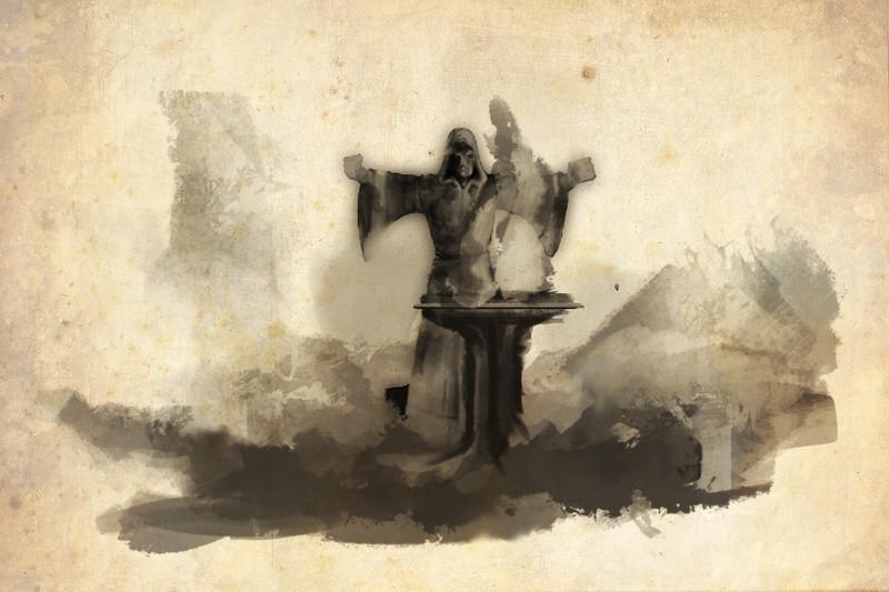 priest concept