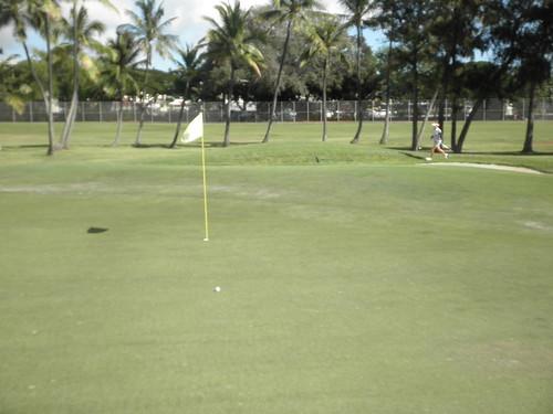 Ala Wai Golf Course 070