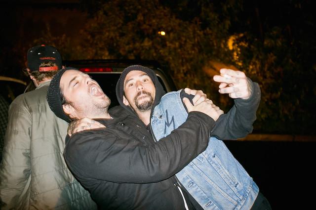 Steve Clare & Carlos